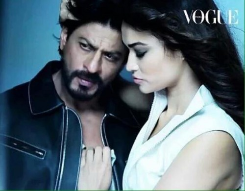 Shah Rukh Khan Vogue PhotoShoot with Irina Shayk 01