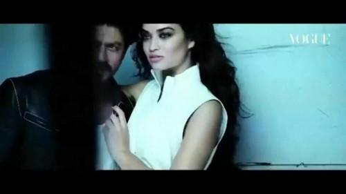 Shah Rukh Khan Vogue PhotoShoot with Irina Shayk 02