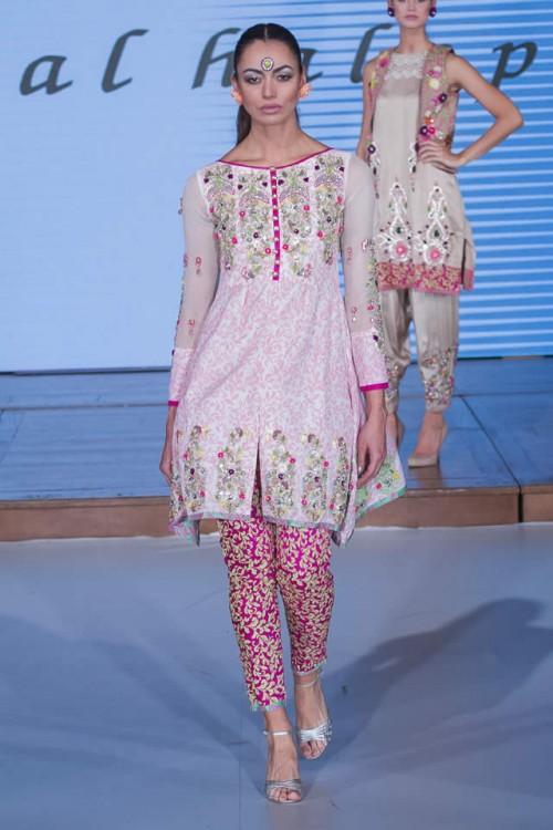 Somal Halepoto Pakistan Fashion Week London 10