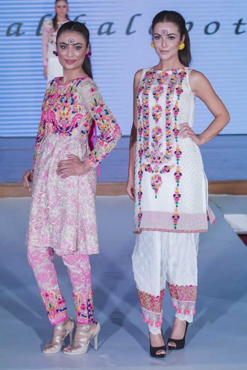 Somal Halepoto Pakistan Fashion Week London 04