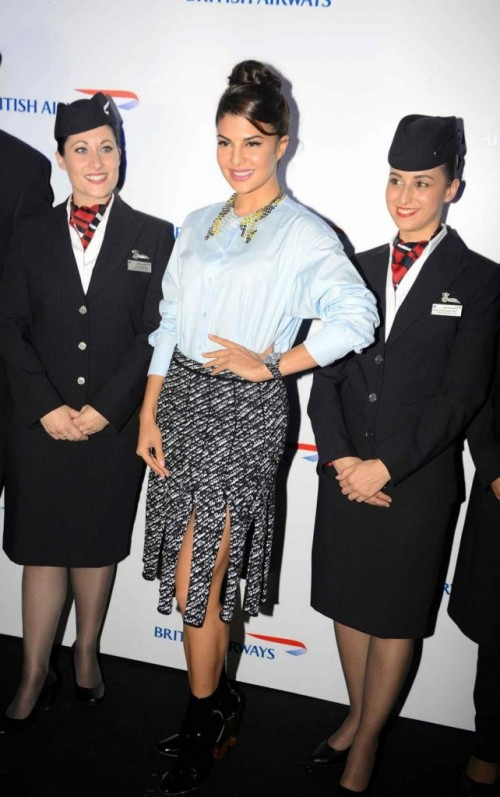 Jacqueline Fernandez at British Airways Event