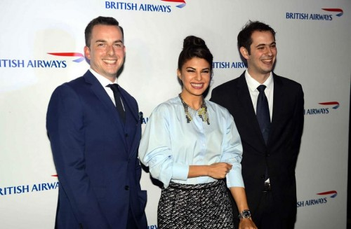 Jacqueline Fernandez at British Airways Event 01
