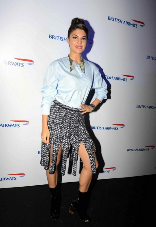 Jacqueline Fernandez at British Airways Event 03