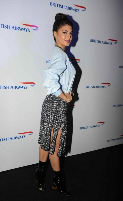 Jacqueline Fernandez at British Airways Event 04