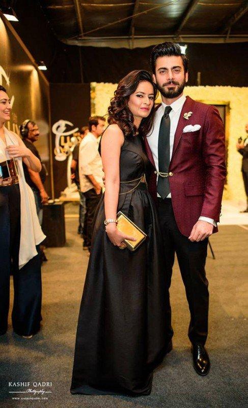 Fawad Khan At Lux Award