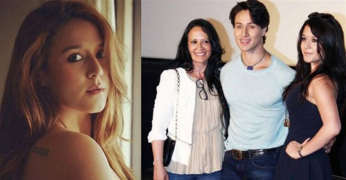 Jackie Shroff's Daughter Krishna Shroff Defends Topless Pictures 03