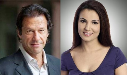 Imran Khan and Reham Khan Getting Divorce