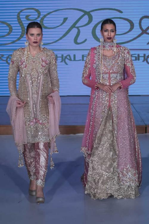 Sara Rohale Asghar Bridal Dresses Pakistan Fashion Week London 2015 04
