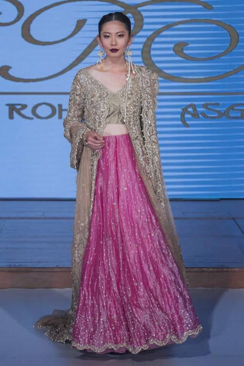 Sara Rohale Asghar Bridal Dresses Pakistan Fashion Week London 2015 07