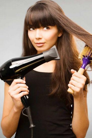Winter Hair Care Treatment