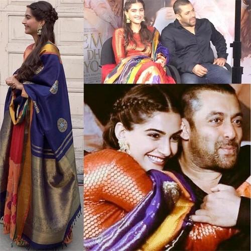 Sonam Kapoor New Look for PRDP 2