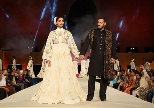 Sonam Kapoor New Look for PRDP 4