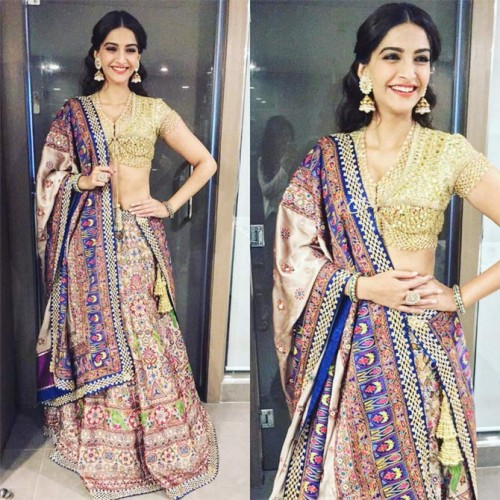 Sonam Kapoor New Look for PRDP 6