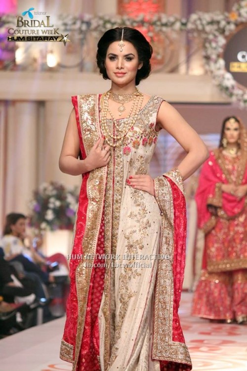 Telenor Bridal Couture Week 2015 Lahore 10