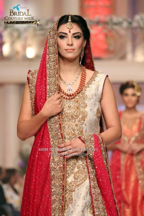 Telenor Bridal Couture Week 2015 Lahore 09