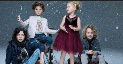 Outfitters Junior Winter Kids Dresses 2015