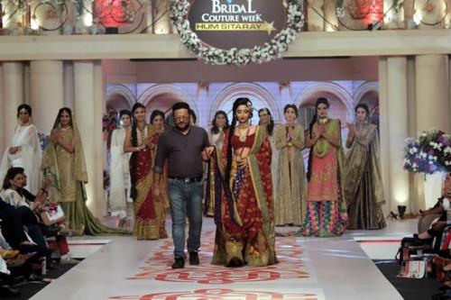 Telenor Bridal Couture Week 2015 Lahore 02