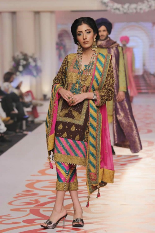Telenor Bridal Couture Week 2015 Lahore 04