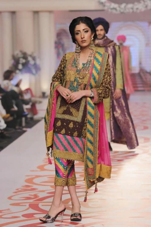 Telenor Bridal Couture Week 2015 Lahore 04