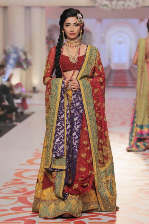 Telenor Bridal Couture Week 2015 Lahore 03