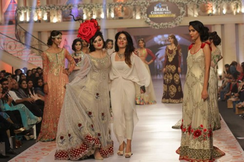 Telenor Bridal Couture Week 2015 Lahore 01