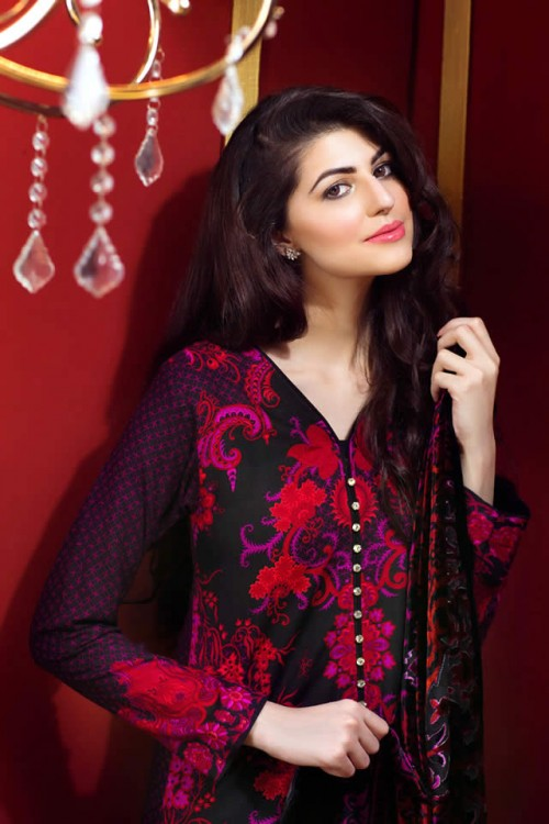 Magical Winter Collection By Gul Ahmed 10