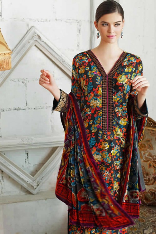 Magical Winter Collection By Gul Ahmed 03