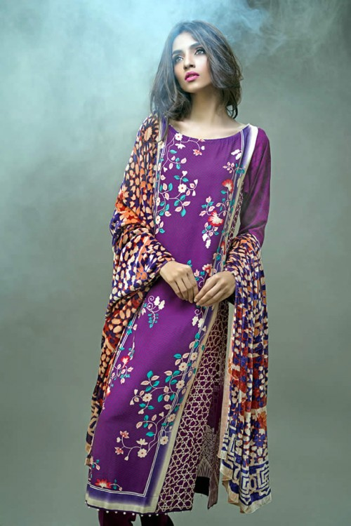 Magical Winter Collection By Gul Ahmed 08