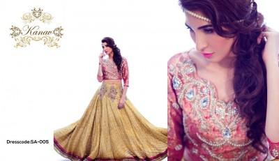 Kanav Party Women Wear Collection 2015
