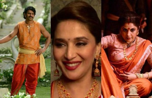 Madhuri will be seen in Baahubali 2