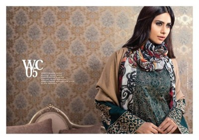 Resham Ghar Women Winter Collection 2015