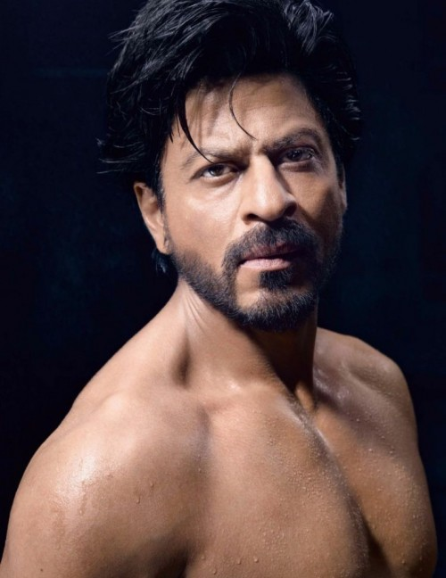 SRK Vogue PhotoShoot with Victoria's Secret supermodel 08