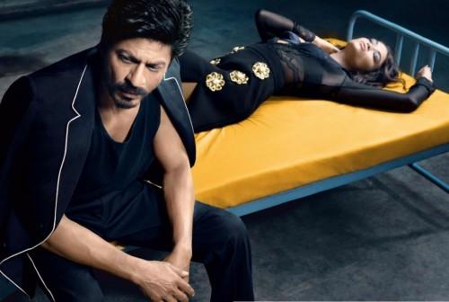 SRK Vogue PhotoShoot with Victoria's Secret supermodel 05