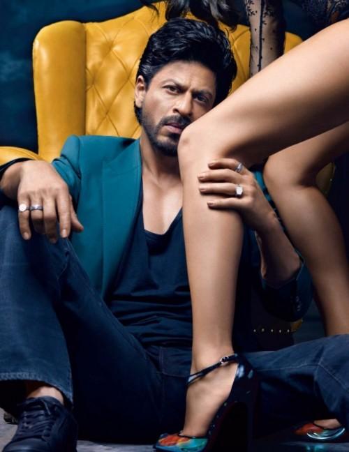 SRK Vogue PhotoShoot with Victoria's Secret supermodel 04