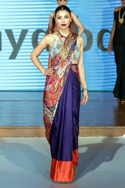 Sonya Battla Pakistan Fashion Week London 07