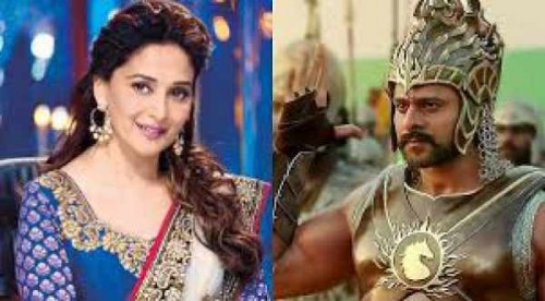 Madhuri will perform in Baahubali 2