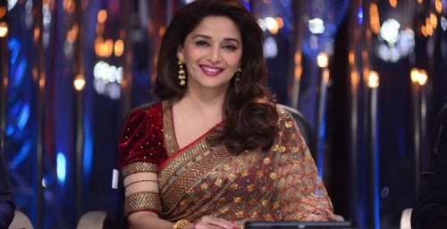 Madhuri Dixit Cute Smile