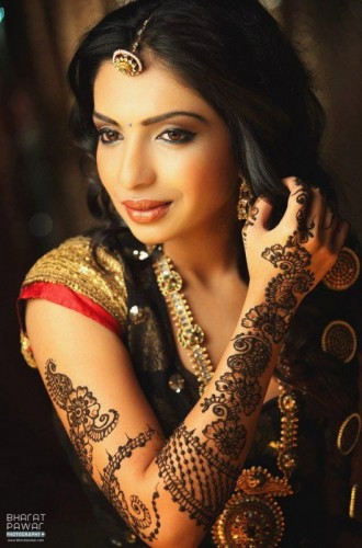 Bridal Mehndi Designs 2016