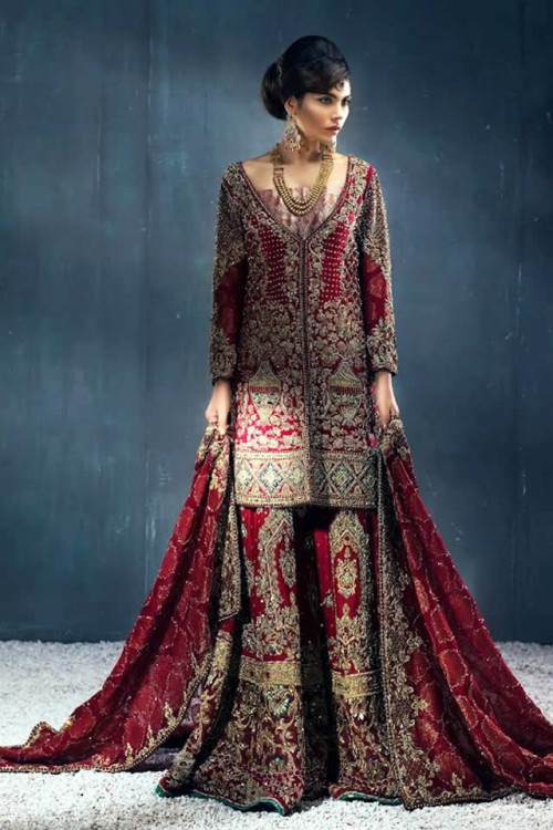 TEENA By Hina Butt Bridal Dresses 2015 02