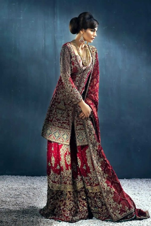 TEENA By Hina Butt Bridal Dresses 2015 03