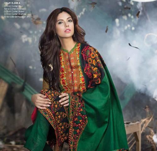 Orient Textiles Autumn/Winter 2015 Collection 10