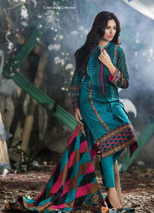 Orient Textiles Autumn/Winter 2015 Collection 09