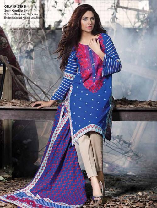 Orient Textiles Autumn/Winter 2015 Collection 08