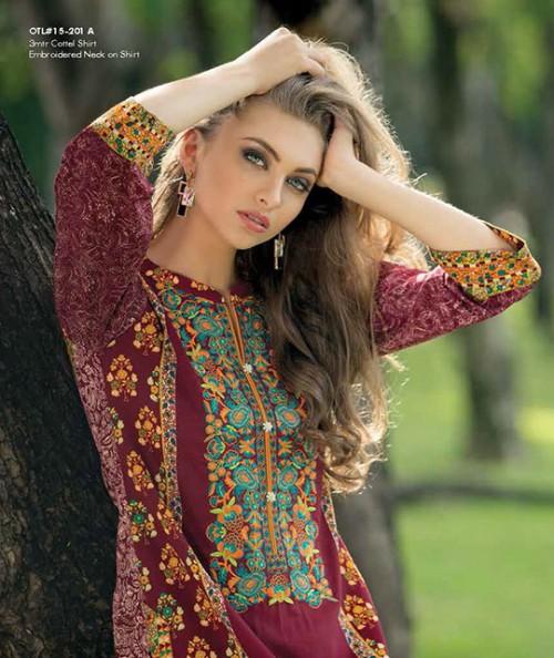 Orient Textiles Autumn/Winter 2015 Collection 05