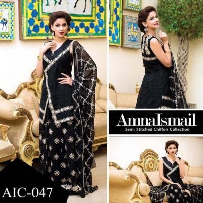 Amna Ismail Women Chiffon Collection 2016
