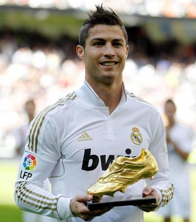 Cristiano Ronaldo - 5