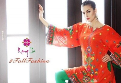 Rang Ja Women Winter Collection 2016