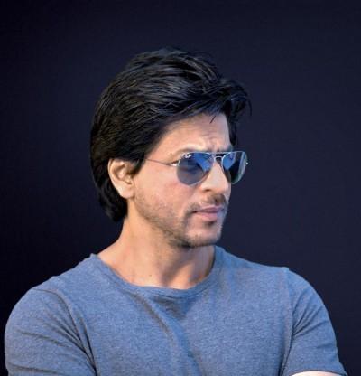 Shahrukh Khan on 7 Sexiest Men List 2015