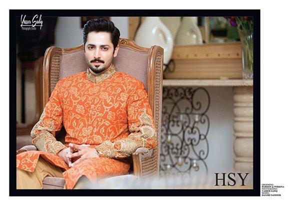 Hsy men wedding sherwani collection