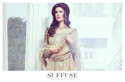 Suffuse By Sana Yasir Falaknuma Women Collection 2016